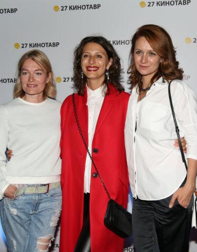 Виктория Толстоганова и Ирина Горбачева