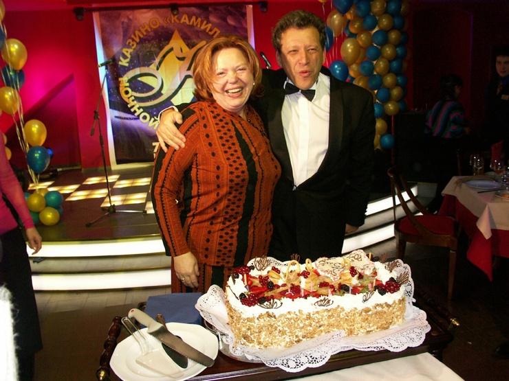 Грачевский прожил с первой женой 35 лет