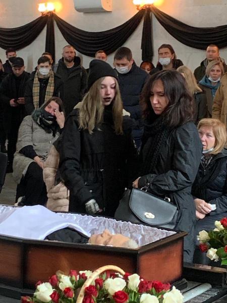 Дочь Александра Шаляпина прощается с ним