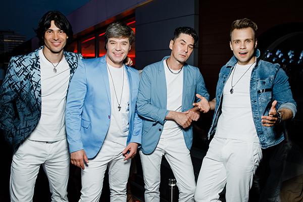 Нынешний состав группы «На-на»