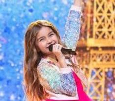 Участница из Франции победила в «Детском Евровидении»