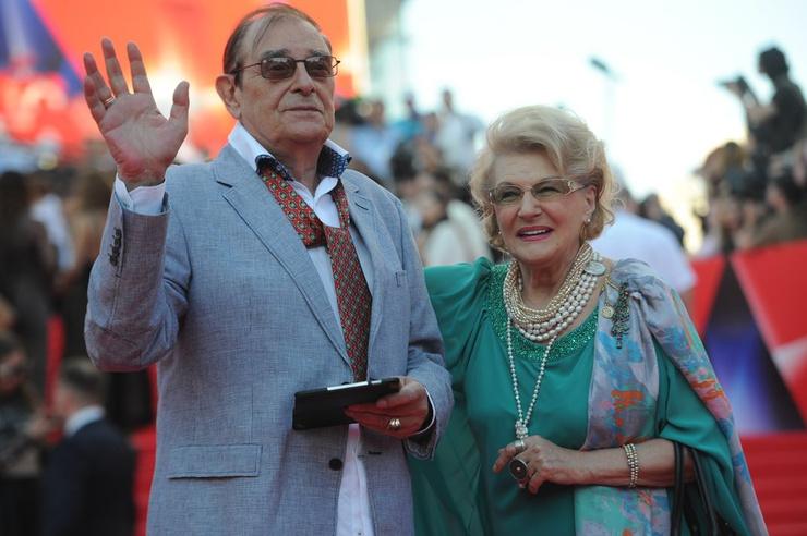 Дружинина больше 60 лет счастлива с Мукасеем