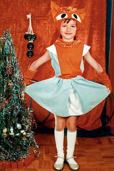 Юлия Такшина с детства была артистичной