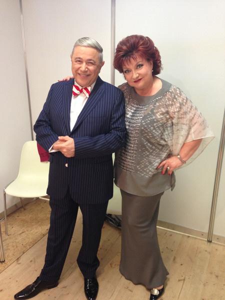 Евгений Петросян и Елена Степаненко считались крепкой парой