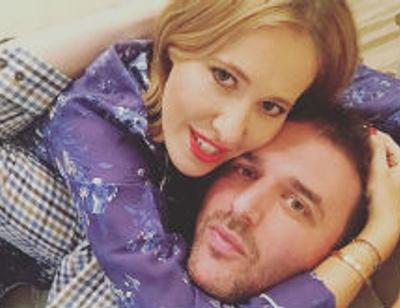 Ксения Собчак и Максим Виторган готовят комнату для будущего ребенка