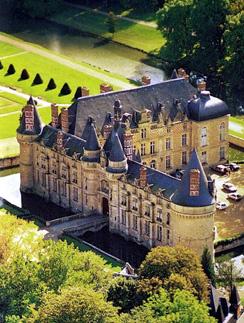 Стас Михайлов сыграл свадьбу в замке XVI века во Франции