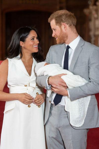 Гарри и Меган мечтают, чтобы у их ребенка было нормально детство