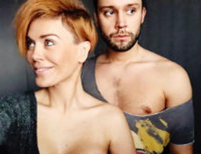 Таня Терешина обнажила грудь ради семейного селфи