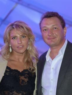 Марат Башаров и Екатерина Архарова