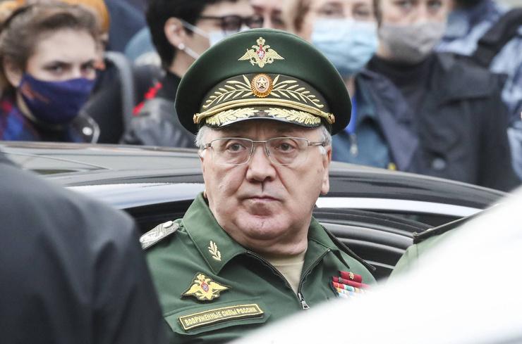Замминистра обороны Руслан Цаликов