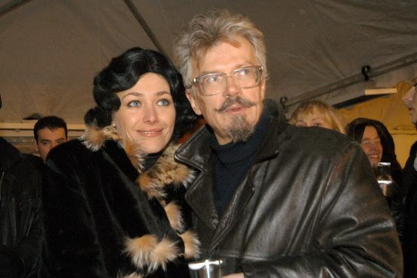 Эдуард Лимонов стал третьим супругом звезды