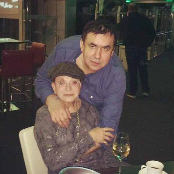 С Людмилой Максаковой Стаса Садальского связывает многолетняя дружба