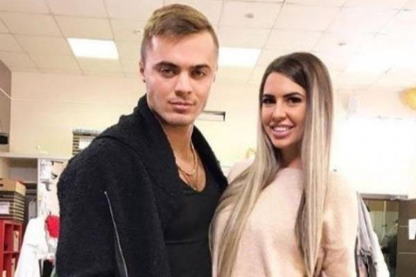 Майя Донцова с Алексем Купиным