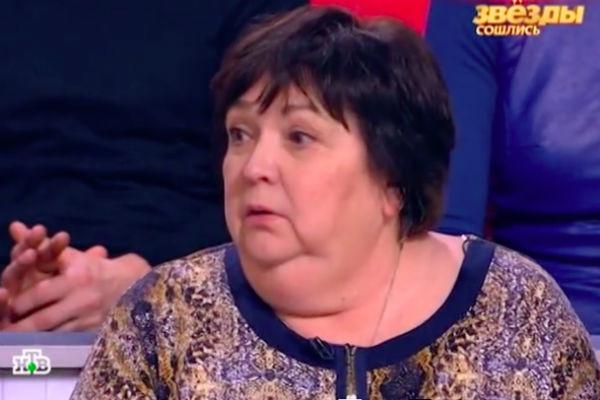 Мама Алексея Панина