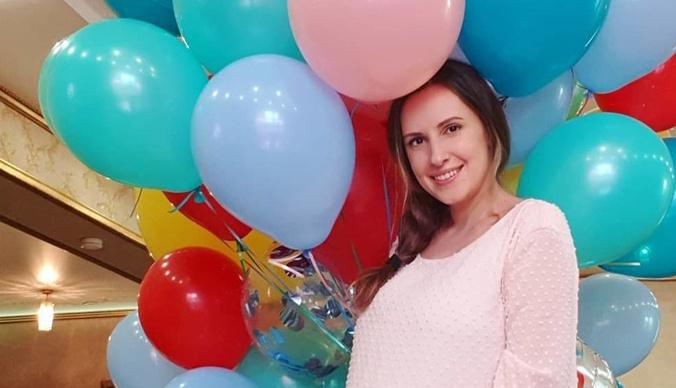 Ольга Гажиенко стала мамой во второй раз