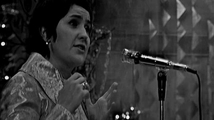 Выступление Галины Ненашевой на «Песне года»