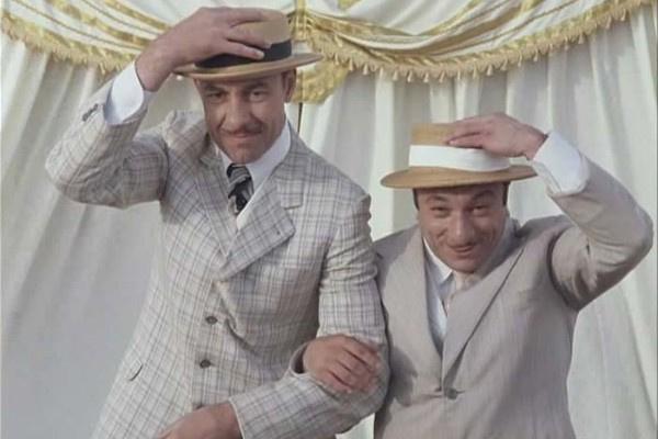 Михаилу Богдасарову удавались роли и в драмах, и в комедиях