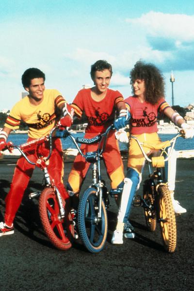 «Бандиты на велосипедах» стали одним из первых заметных фильмов с участием Кидман