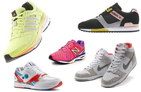 Кроссовки Reebok, Adidas, New Balance, Nike