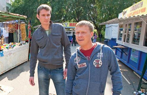 «Реальные пацаны» – Колян (слева)  и Антоха – борются за жизнь парня  из Березников