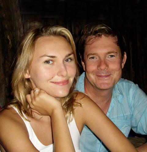 Русская экс-жена знаменитого британского фотографа подозревается в убийстве сына-инвалида