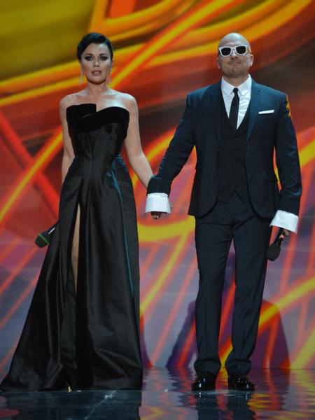 Анастасия Заворотнюк и Дмитрий Нагиев