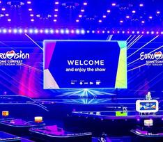 Новые соперники Манижи: второй полуфинал «Евровидения-2021»