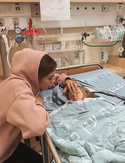 Сегодня Максиму сделали первую операцию