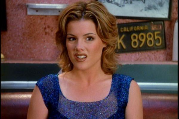 Кэтрин Робертсон впервые появилась в четвертом сезоне сериала