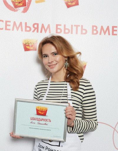 Анна Горшкова
