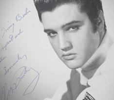 Склеп Элвиса Пресли выставили на продажу