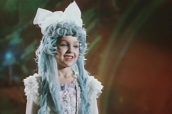 В шесть лет Татьяна Проценко стала звездой