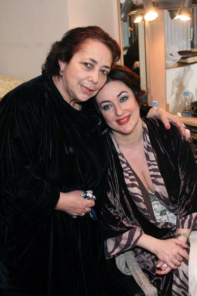 Мама всегда переживала за судьбу Тамары Гвердцители