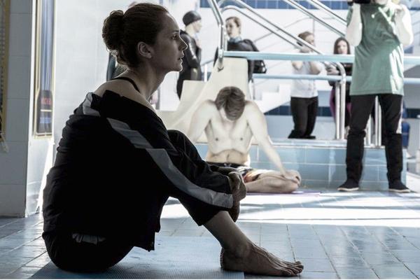 Виктория Исакова сыграет главную роль в фильме, основанном на биографии Молчановой