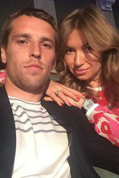 Дмитрий и Татьяна Комбаровы