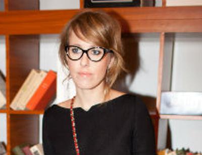 Ксения Собчак поздравила свекровь