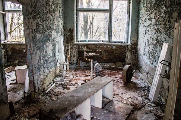 Общество: Город-призрак: экскурсия по Чернобыльской зоне отчуждения спустя 30 лет – фото №5