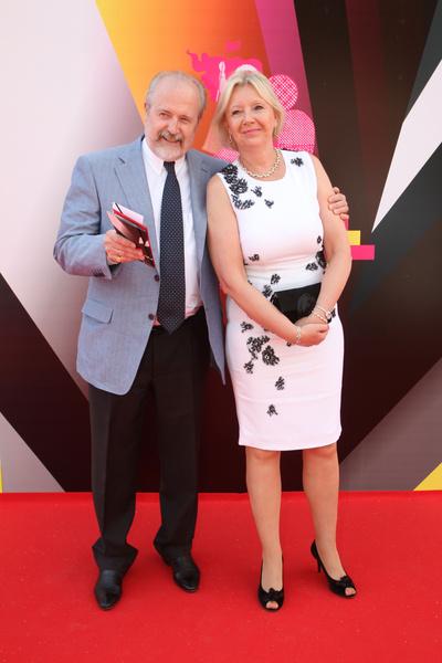 Хотиненко и Яковлева вместе с 1996 года