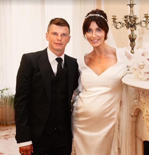 Для Андрея этот брак был первым официальным – с Юлией Барановской они не были расписаны