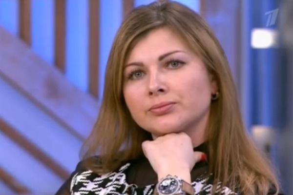 Олейниченко два года не видела сына