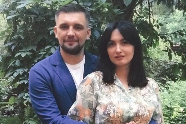 Василий Вакуленко женился 10 лет назад