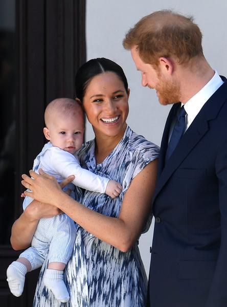 Принц Гарри расплакался, обсуждая жену и сына
