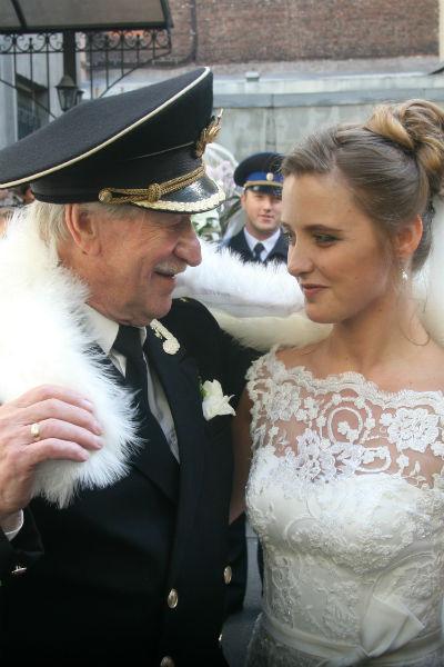 Иван Краско с женой Натальей Шевель