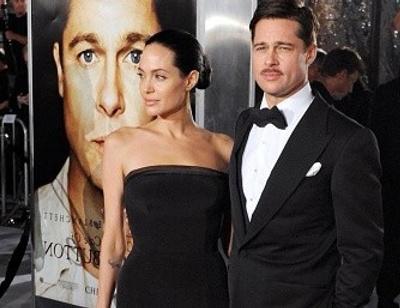 Питт заставляет Джоли испытывать зависть