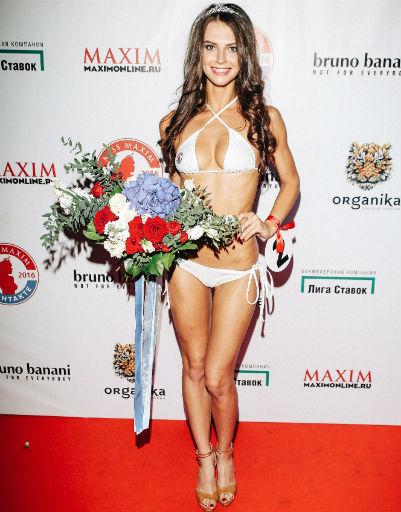 Победительница Наталья Шувалова