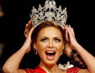 Титул «Миссис Россия» завоевала мать шестерых детей