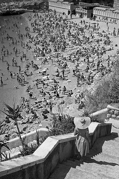 Тошо Дабац «Дубровник Около», 1950