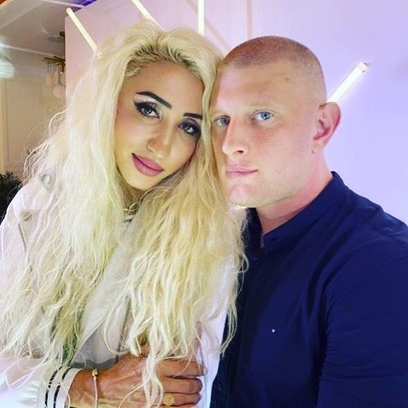 Лилия Абрамова и Дмитрий Шумилов