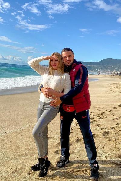 Сергей и Дарья обосновались в Турции