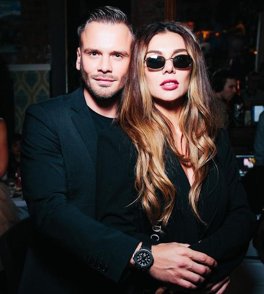 Аня Седокова и Даниил Величко